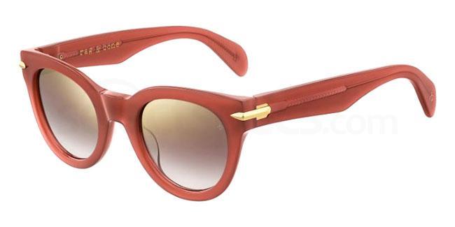 2LF (JL) RNB1015/S Sunglasses, Rag&Bone