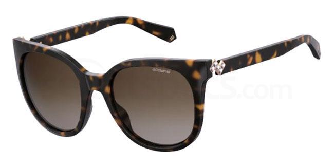 086 (LA) PLD 4062/S/X Sunglasses, Polaroid