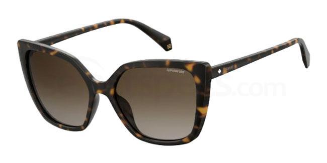 086 (LA) PLD 4065/S Sunglasses, Polaroid