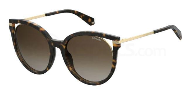 086 (LA) PLD 4067/F/S Sunglasses, Polaroid