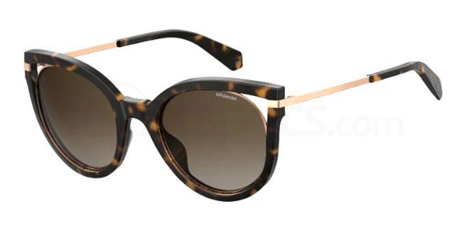086 (LA) PLD 4067/S Sunglasses, Polaroid