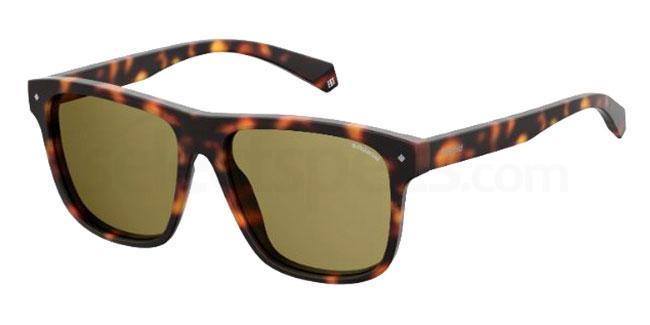 086 (SP) PLD 6041/S Sunglasses, Polaroid