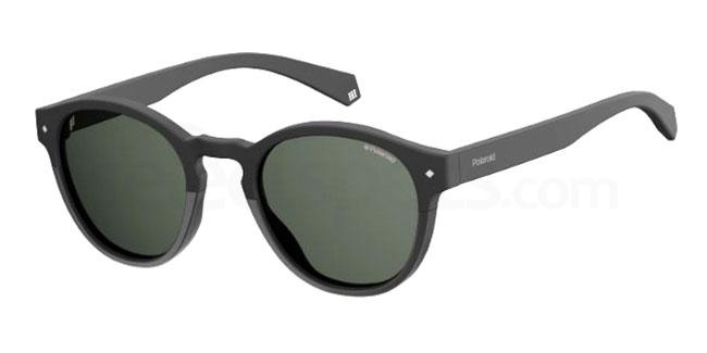807 (M9) PLD 6042/S Sunglasses, Polaroid