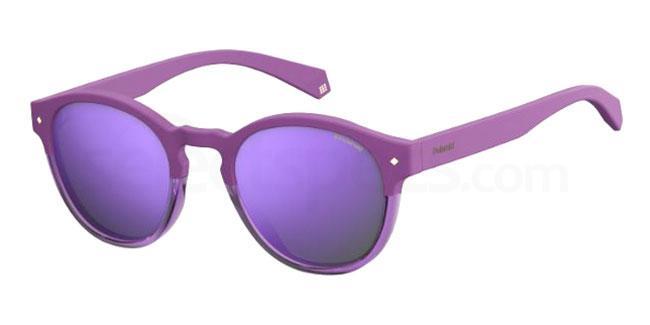 B3V (MF) PLD 6042/S Sunglasses, Polaroid