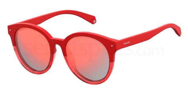 C9A (OZ) PLD 6043/F/S Sunglasses, Polaroid