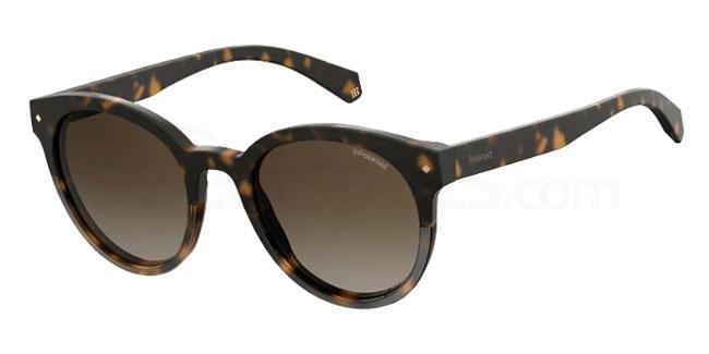 086 (LA) PLD 6043/S Sunglasses, Polaroid