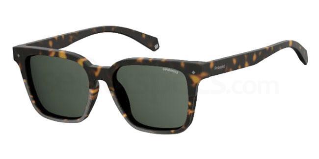 086 (M9) PLD 6044/F/S Sunglasses, Polaroid