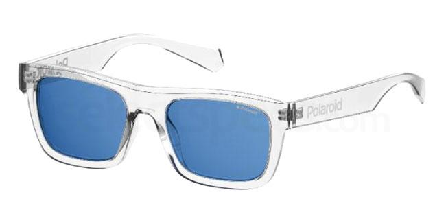 KB7 (C3) PLD 6050/S Sunglasses, Polaroid