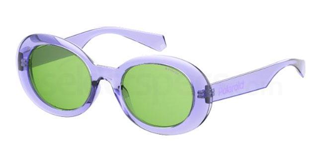 789 (UC) PLD 6052/S Sunglasses, Polaroid