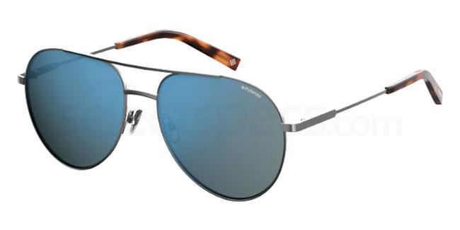 6LB (5X) PLD 2069/F/S/X Sunglasses, Polaroid