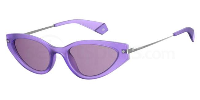 789 (KL) PLD 4074/S Sunglasses, Polaroid
