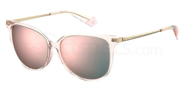 35J (0J) PLD 4076/F/S Sunglasses, Polaroid
