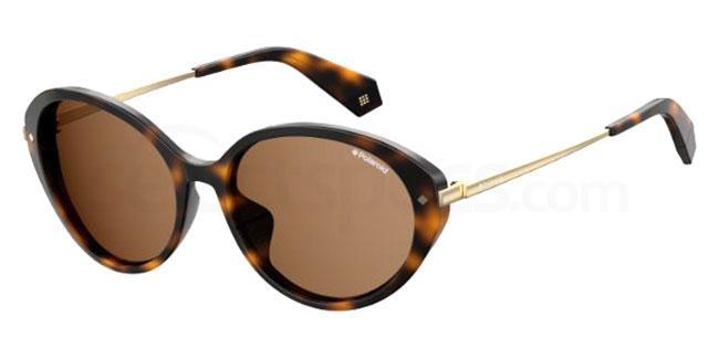 086 (SP) PLD 4077/F/S Sunglasses, Polaroid