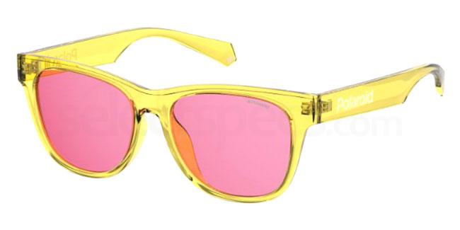 40G (0F) PLD 6053/F/S Sunglasses, Polaroid