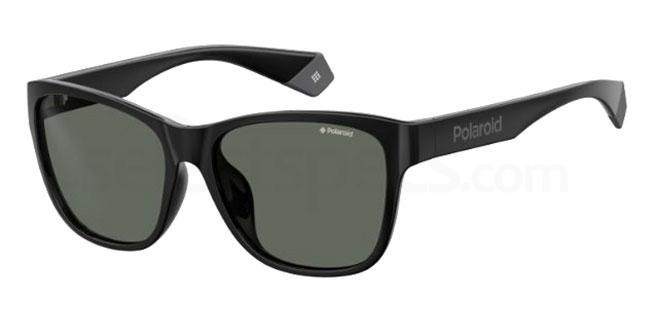 807 (M9) PLD 6077/F/S Sunglasses, Polaroid
