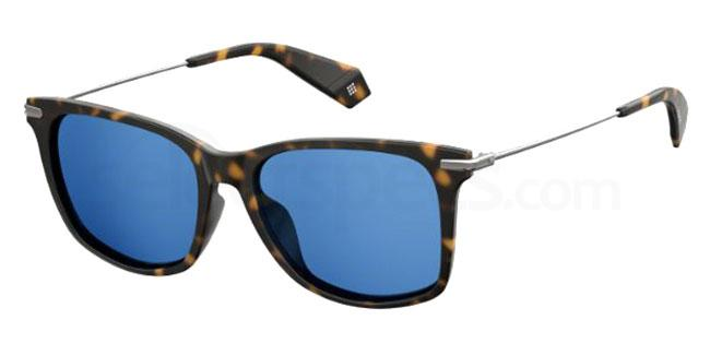 086 (C3) PLD 6078/F/S Sunglasses, Polaroid