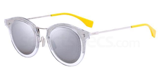 010 (T4) FF M0044/G/S Sunglasses, Fendi