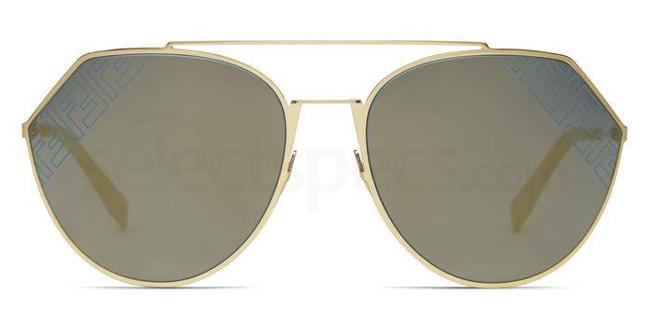 J5G (JO) FF M0074/S Sunglasses, Fendi