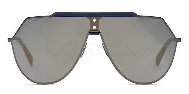KJ1 (JO) FF M0075/S Sunglasses, Fendi