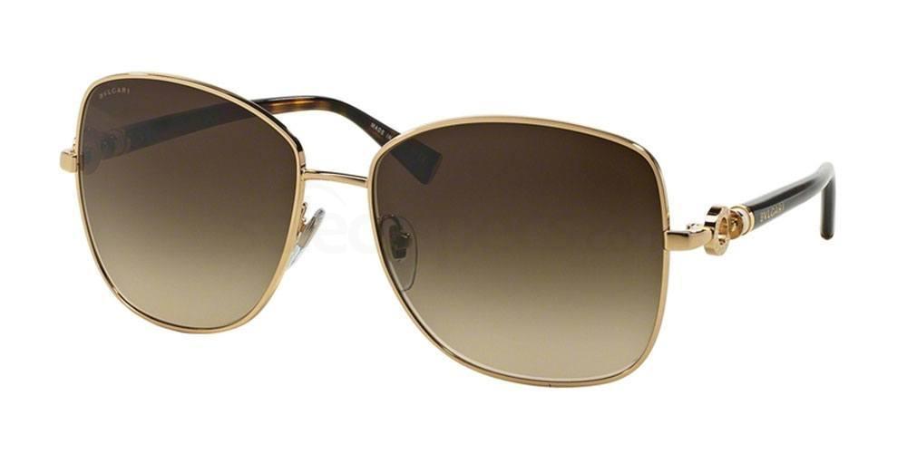393/3B BV6062K Sunglasses, Bvlgari