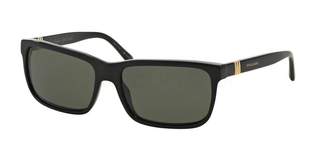 528558 BV7017G Sunglasses, Bvlgari