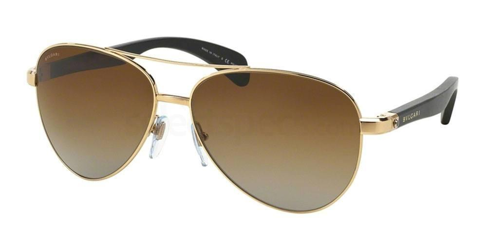 393/T5 BV5032TK Sunglasses, Bvlgari