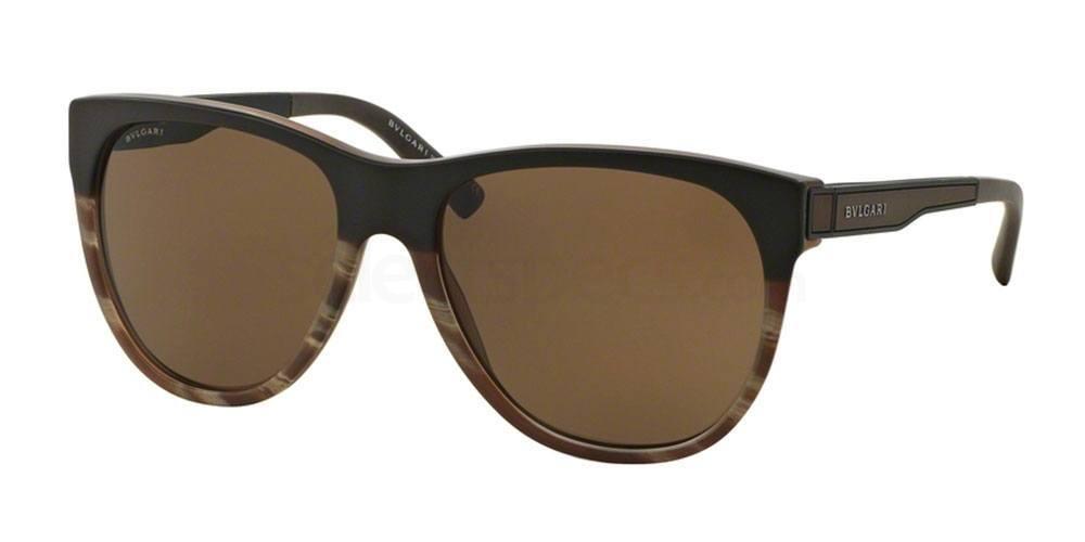 535673 BV7025 Sunglasses, Bvlgari