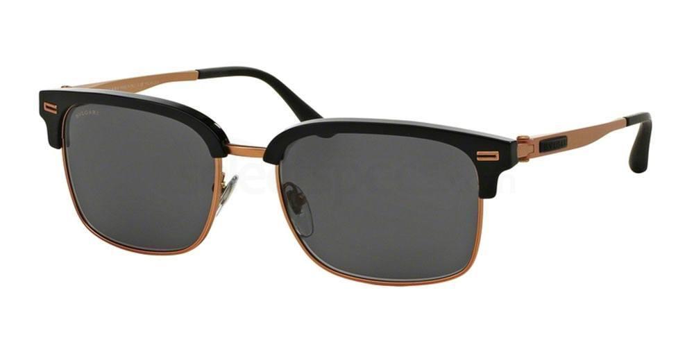 501/81 BV7026 Sunglasses, Bvlgari