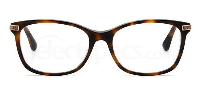 086 JC269 Glasses, JIMMY CHOO