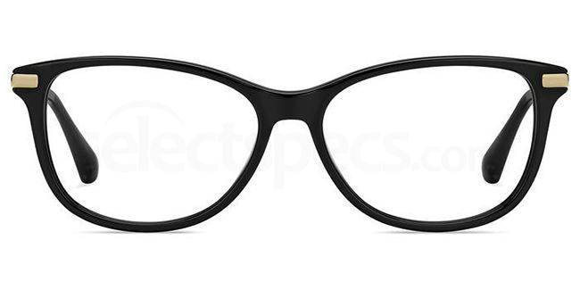 807 JC207 Glasses, JIMMY CHOO