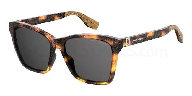 DXH (IR) MARC 446/S Sunglasses, Marc Jacobs
