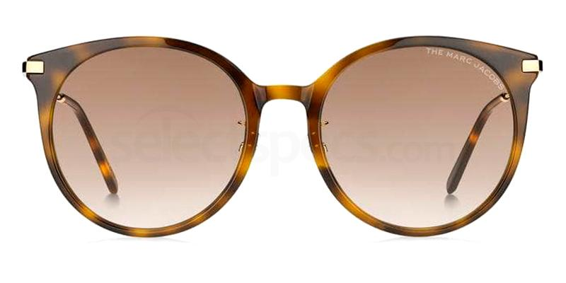 086 (HA) MARC 552/G/S Sunglasses, Marc Jacobs