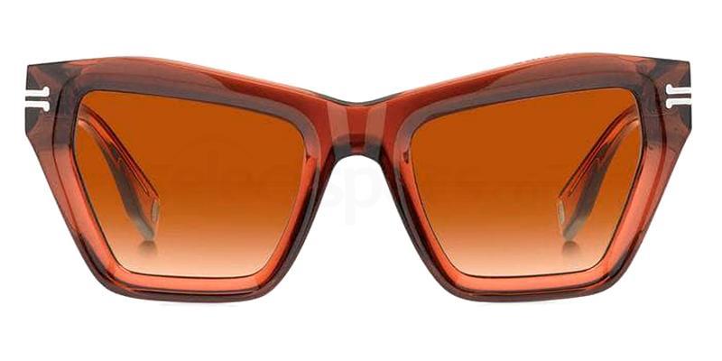 09Q (HA) MJ 1001/S Sunglasses, Marc Jacobs