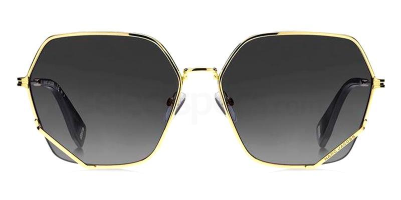 001 (9O) MJ 1005/S Sunglasses, Marc Jacobs