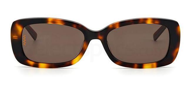rectacngle sunglasses trend 2020 M Missoni 0005/S