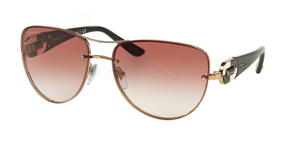 376/8D BV6053BM Sunglasses, Bvlgari
