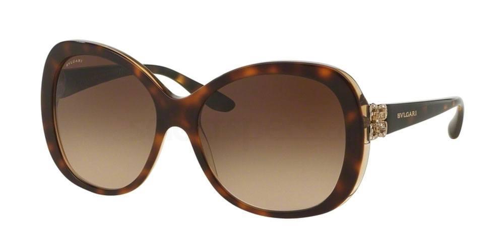 537913 BV8171B Sunglasses, Bvlgari