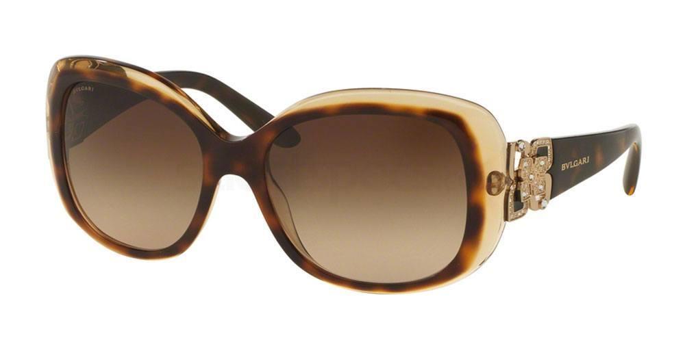 537913 BV8172B Sunglasses, Bvlgari