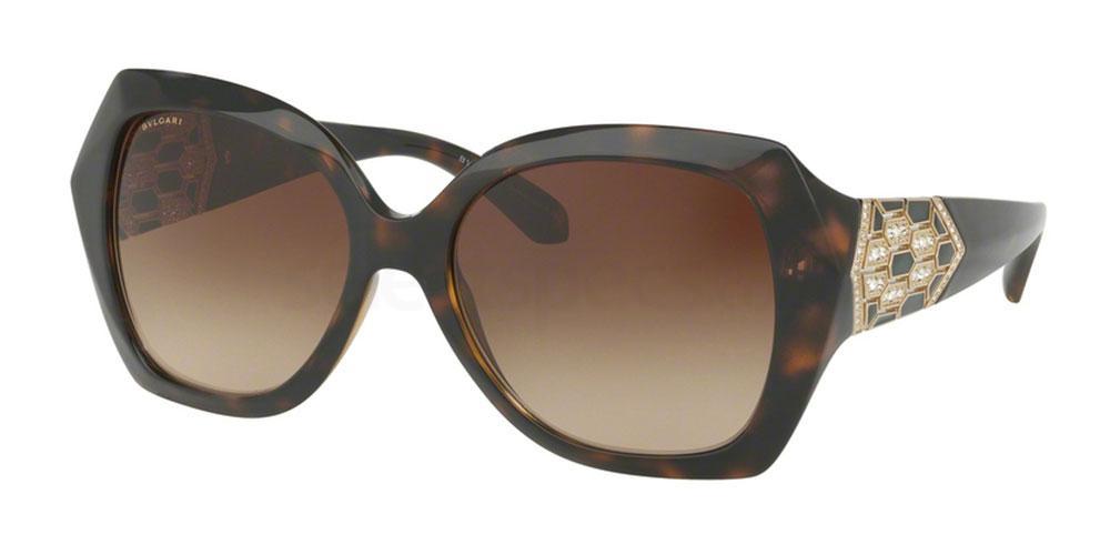 977/13 BV8182B Sunglasses, Bvlgari