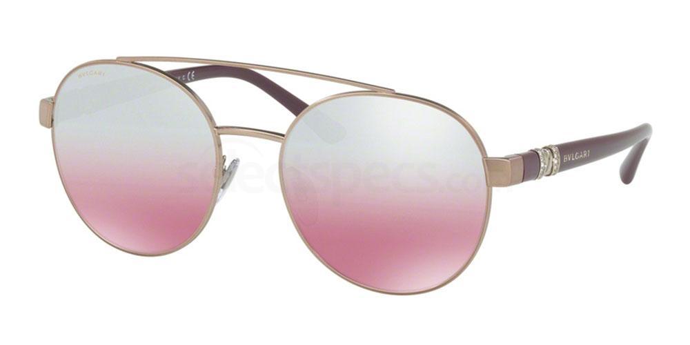 20217E BV6085B Sunglasses, Bvlgari