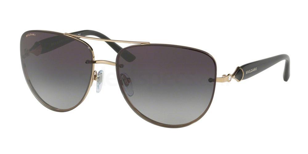 20148G BV6086B Sunglasses, Bvlgari