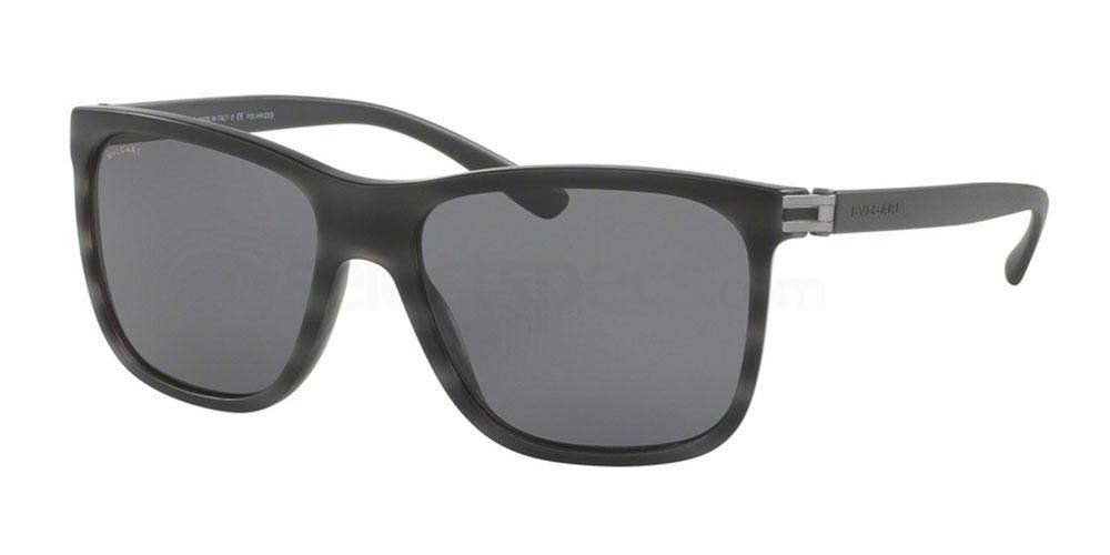 539581 BV7027 Sunglasses, Bvlgari