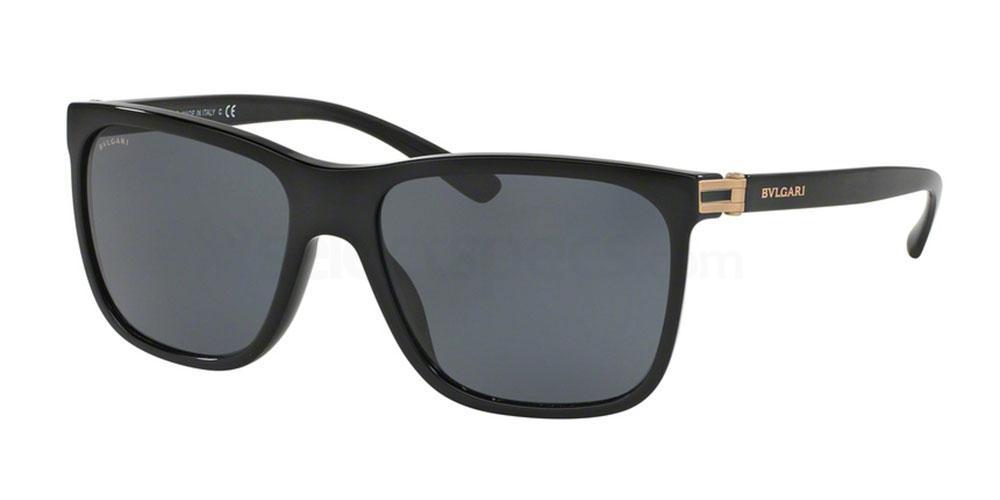 501/87 BV7027 Sunglasses, Bvlgari