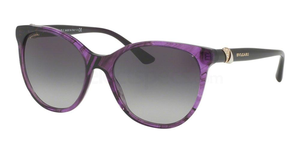 54058G BV8175B Sunglasses, Bvlgari