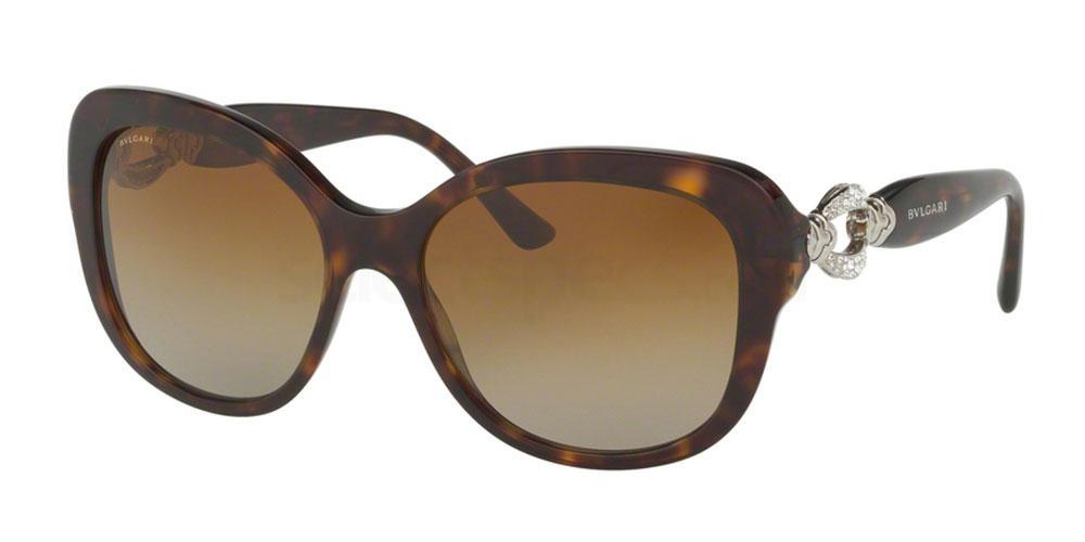 504/T5 BV8180B Sunglasses, Bvlgari