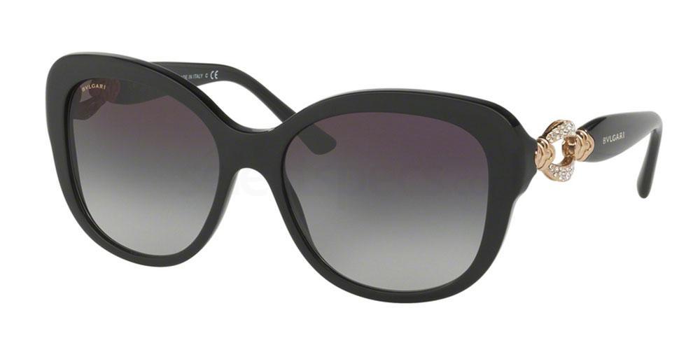 501/8G BV8180B Sunglasses, Bvlgari