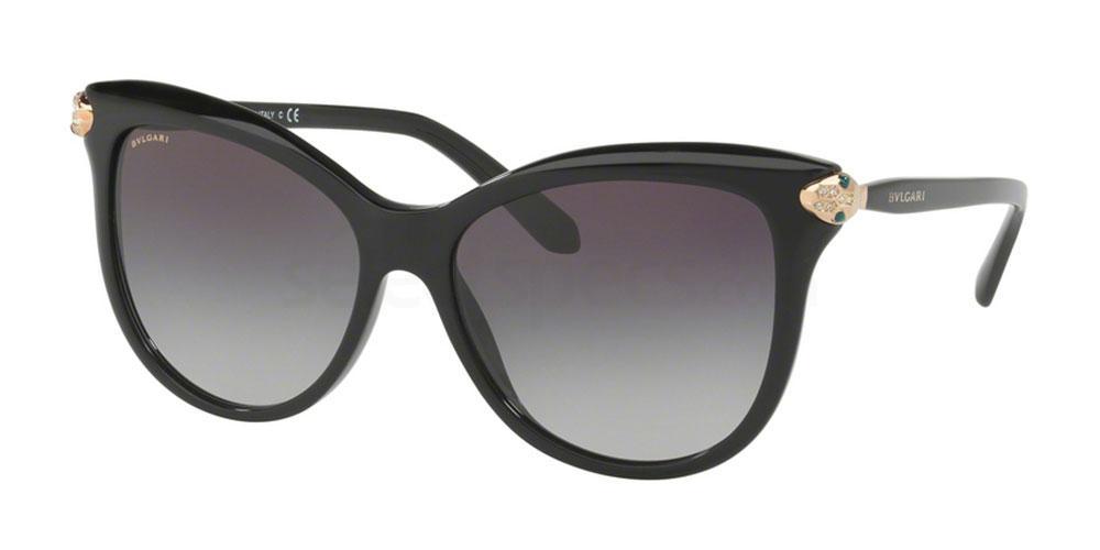 501/8G BV8188B Sunglasses, Bvlgari