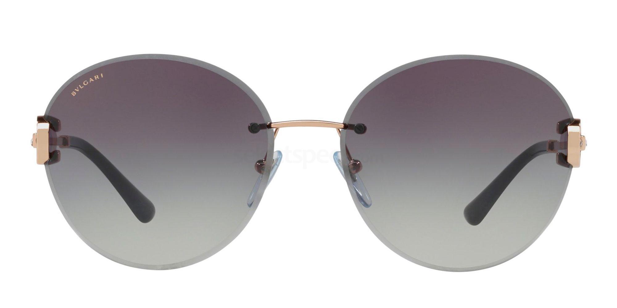 20148G BV6091B Sunglasses, Bvlgari