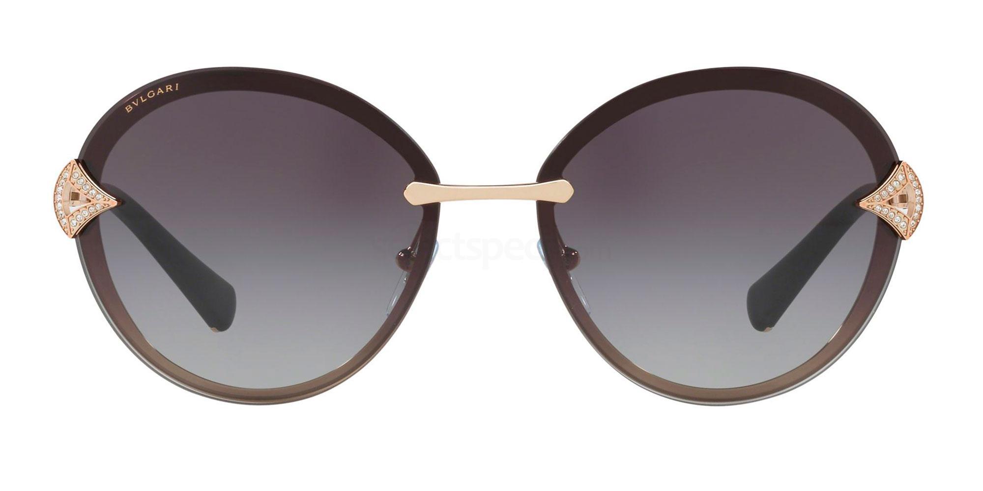 20148G BV6101B Sunglasses, Bvlgari