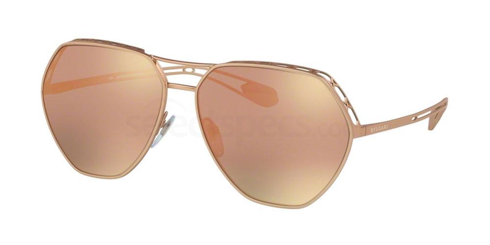 20134Z BV6098 Sunglasses, Bvlgari